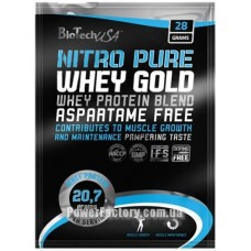 Nitro Pure Whey Gold 28 грамм