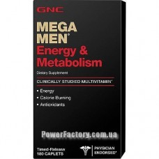 Mega Men Energy & Metabolism 180 капсул