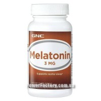 Melatonin 3 120 таблеток