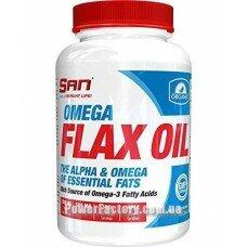 Omega Flax oil 100 капсул