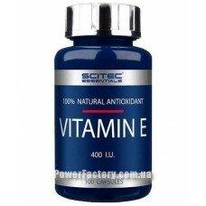 Vitamin E 100 капсул