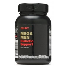 Mega Men Diabetic Support 90 капсул