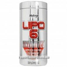 Lipo - 6 Unlimited 120 капсул