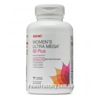 Womens Ultra Mega 50 Plus 120 капсул