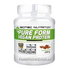 Pure Form Vegan Protein 450 грамм