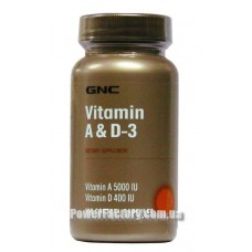 Vitamin A & D3 100 капсул