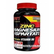 Zinc Magnesium Aspartate 90 капсул