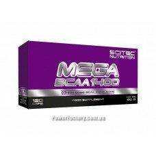 Mega BCAA 1400 120 капсул