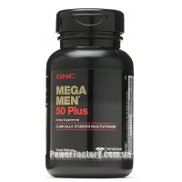 Mega Men 50 Plus 60 каплетов