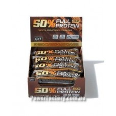 50% Full Protein Bar BOX 12 bars x 50 грамм
