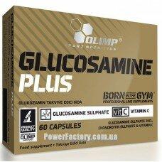 Glucosamine Plus Sport Edition 60 капсул