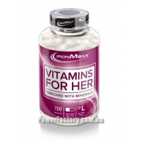 Vitamins for her 150 капсул
