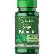 Saw Palmetto 100 капсул