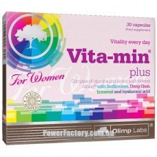 Vita-min plus For Women 30 капсул