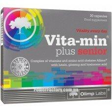 Vita-min plus Senior 30 капсул