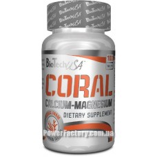 Coral Calcium Magnesium 100 таблеток