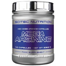 Mega Arginine 140 капсул